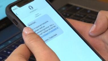 phishing sms'jes explodeert