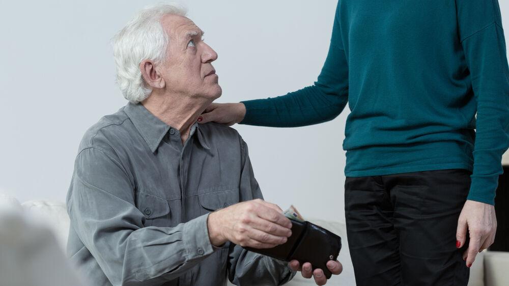 financieel misbruik voorkomen