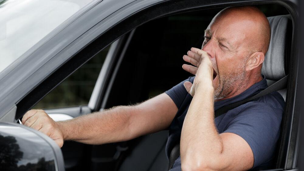autorijden zonder pauze