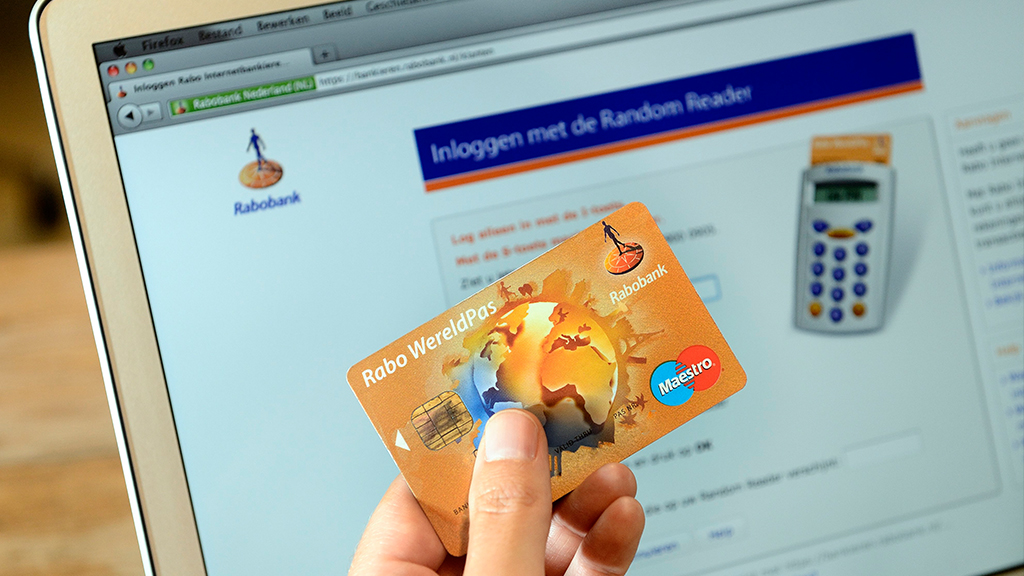 phishing oplichting bank