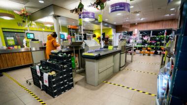 maatregelen corona supermarkt