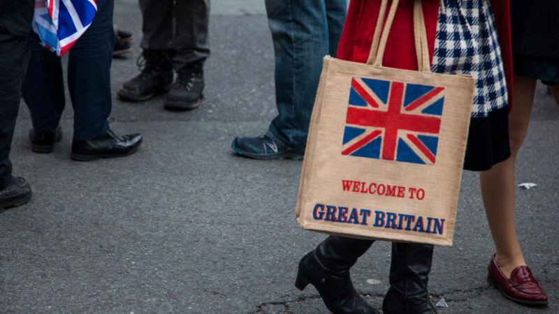 brexit reizen