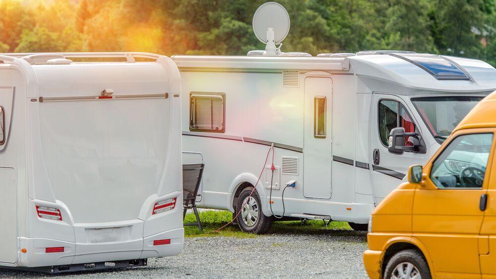 caravan stallen