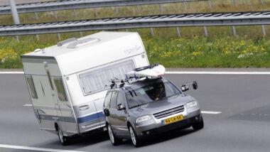 caravan beladen