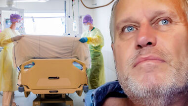 corona intensive care