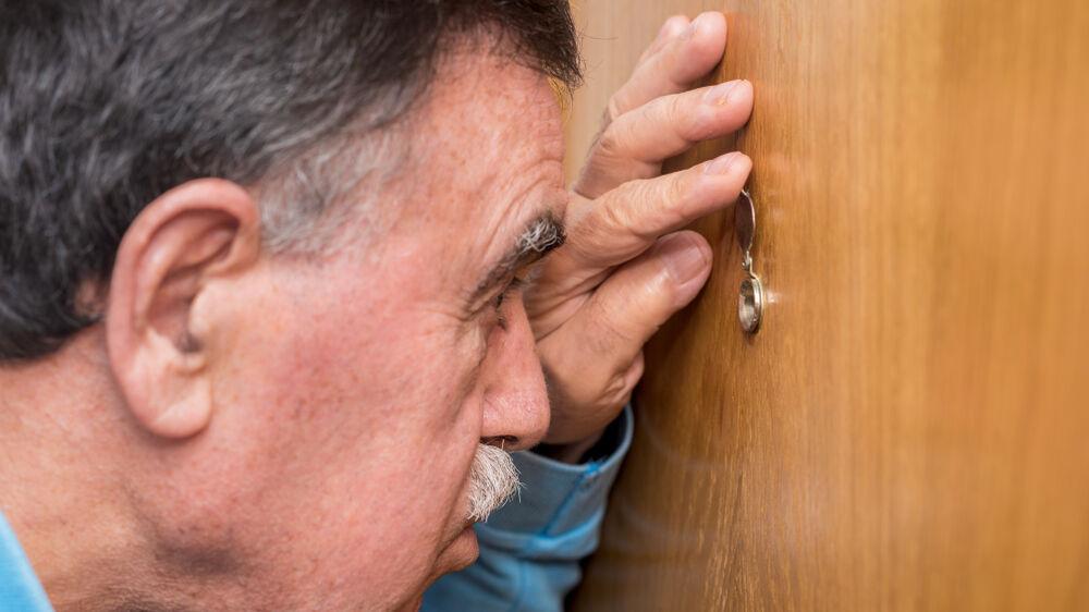 deur babbeltruc