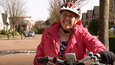 oudere e-bike
