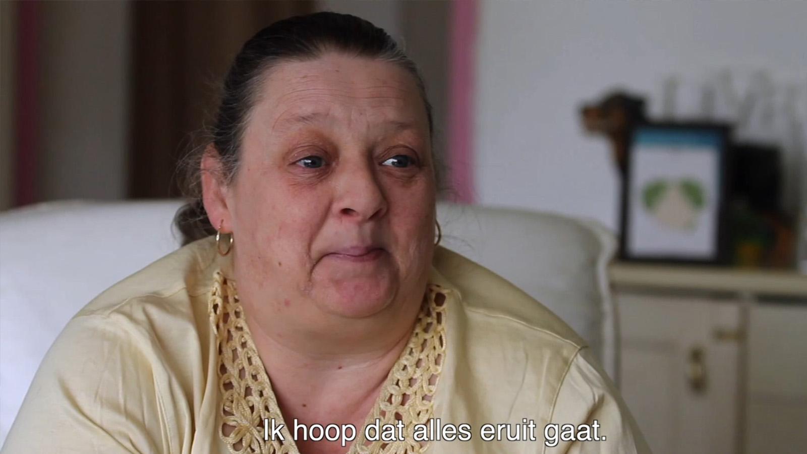 jolanda wil een nieuw gebit