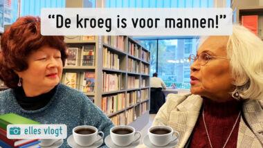 bibliotheek mensen leren kennen