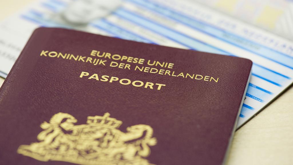 Paspoort aan huis