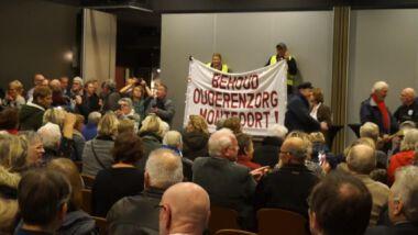 protest verdwijning ouderenzorg