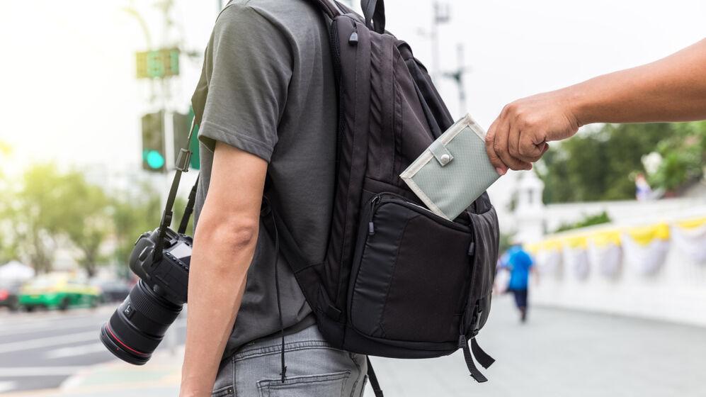 reisverzekering zakkenroller