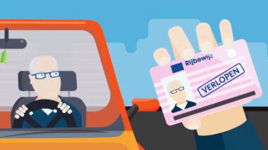 rijbewijs verlopen buitenland
