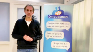 max ombudsman rogier de haan