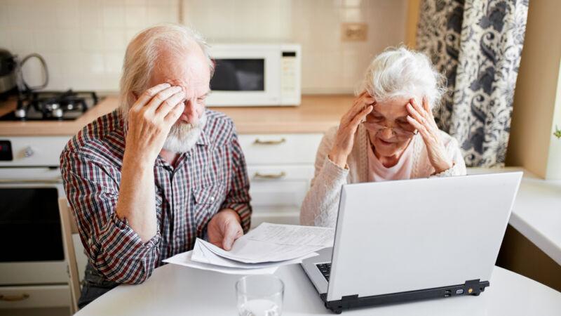 Senioren onzeker over financiële toekomst