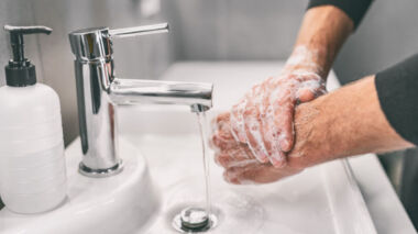 wast u uw handen vaak genoeg?