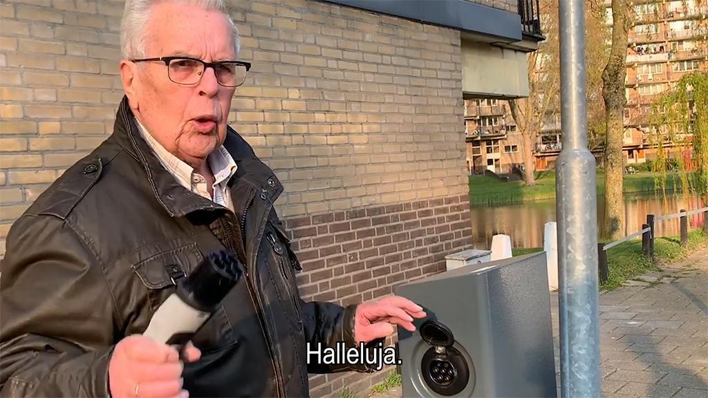 vlog theo rijdt elektrisch
