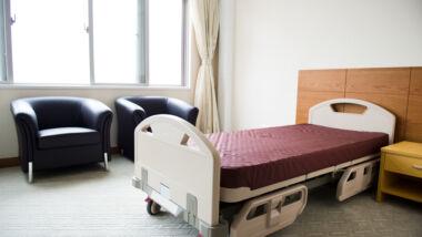 verpleeghuisbed