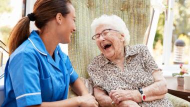 verpleeghuiszorg