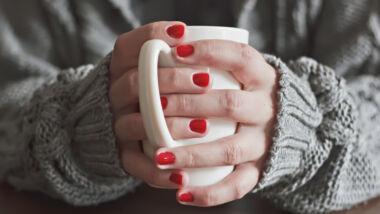 warme handen