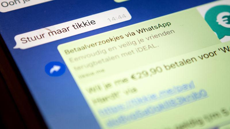 whatsapp fraude